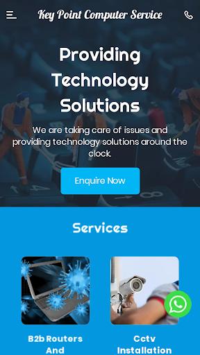 Key Point Computer Service screenshots 1