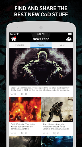CoD Amino for Call of Duty