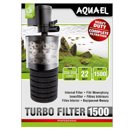 AquaEl Turbo filter 1500 1500l/h