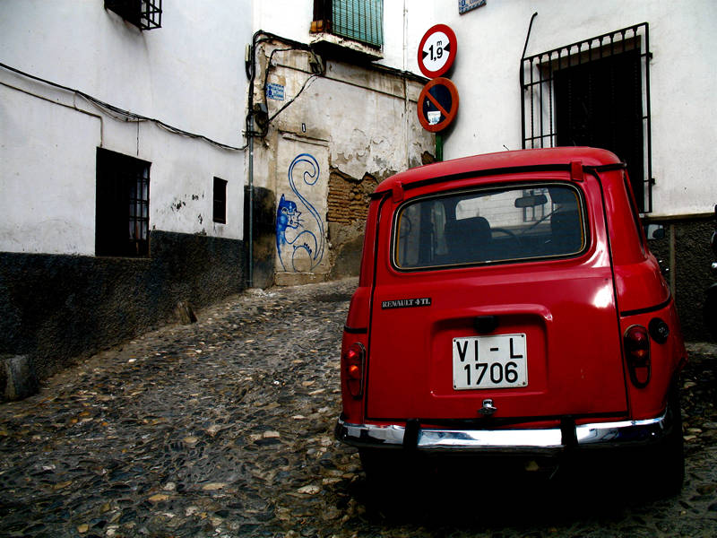 red car; click for previous post