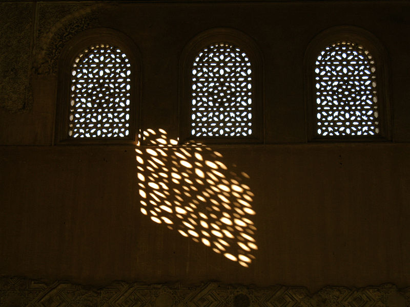 alhambra windows; click for previous post
