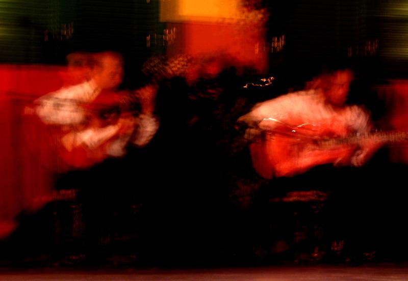 flamenco 2: guitarristas; click for previous post
