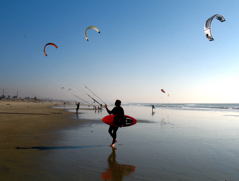 kiteboarders; click for previous post