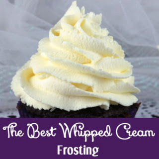 Whipped Cream Frosting Instant Pudding Recipes.