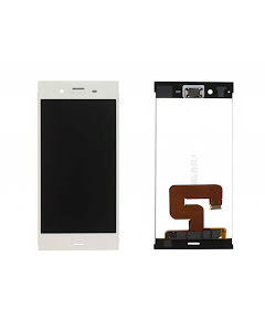 Xperia XZ1 Display Original Silver