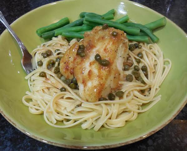 Cod With Brown Butter And Capers Recipe