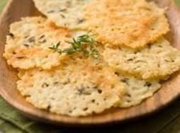 Parmigiano Reggiano Crisps Recipe