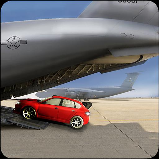 Car Transport Airplane Pilot