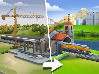 Train Station 2 Apk + Mod (Money) for Android 2