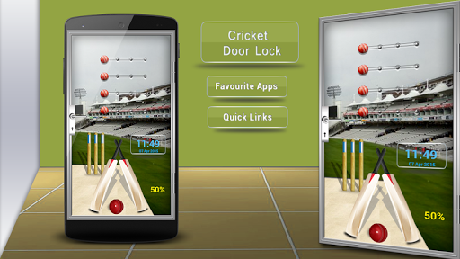 Cricket Door Lock