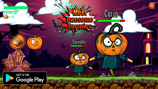 Download Squishing Pumkins MOD APK 4