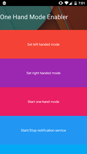 [ROOT]One hand mode enabler
