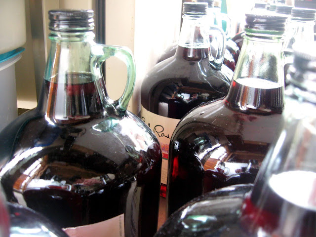 Rite of Spring: Bottling Homemade Wine