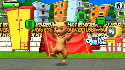 Talking Cat Leo: Virtual Pet 3.0 screenshots 14