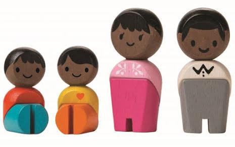 Plan Toys Family 2