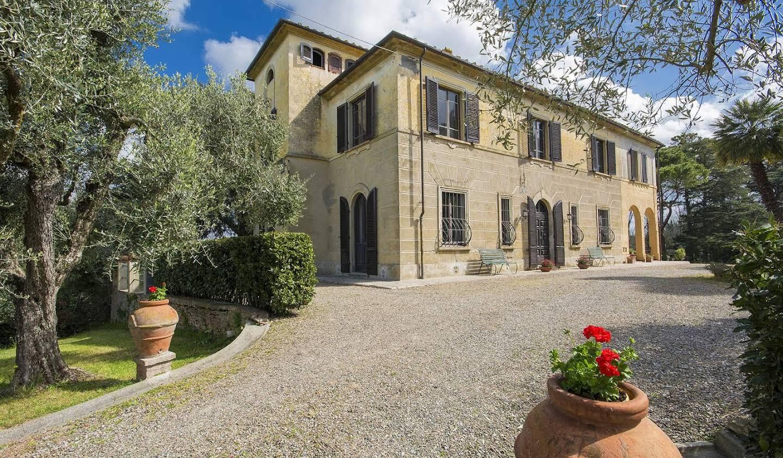 Villa avec jardin Crespina