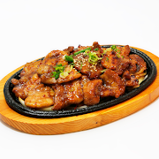 Spicy Stirfried Pork Belly (Jeyyuk Bokkeum)