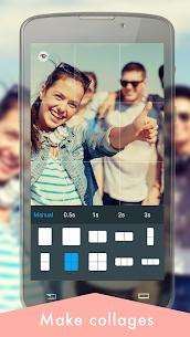 KVAD Camera +: best selfie app, cute selfie, Grids 3