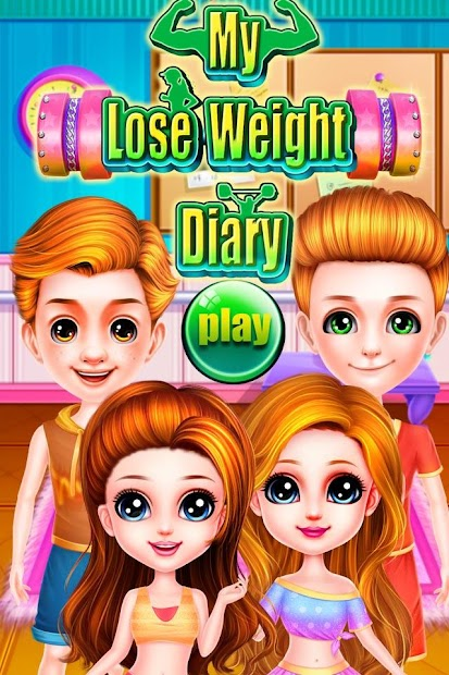 Lose Weight Diary Android App Screenshot