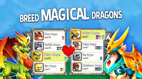 Dragon City MOD APK 10.6.1 [One Hit] 2