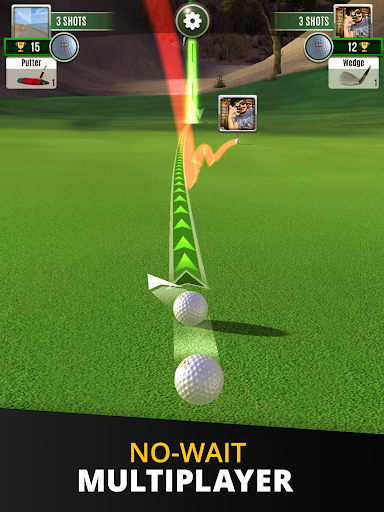 Ultimate Golf! android2mod screenshots 6