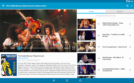 Qello Concerts Screenshot 10