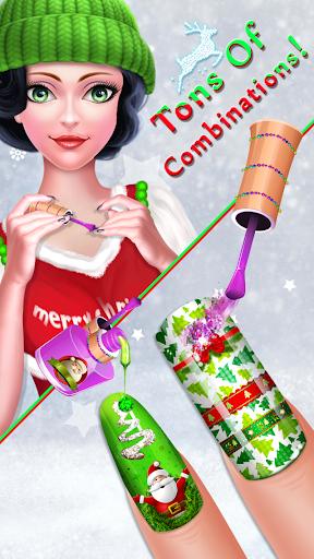 Christmas Nail Salon 1.0.1 screenshots 2