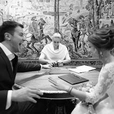 Wedding photographer Andrey Egorov (aegorov). Photo of 01.11.2017