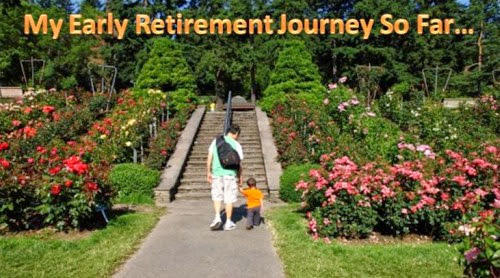 early retirement journey recap so far