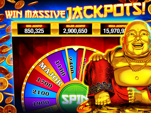 Slots - Golden Spin Casino 2.07 screenshots 15
