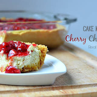 Cake Mix Cherry Pie Filling Cream Cheese Recipes.
