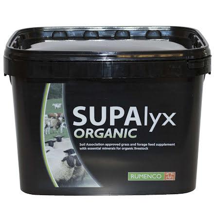 Mineralhink SUPAlyx Organic