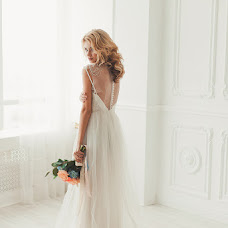 Wedding photographer Anya Grebenkina (grebenkinaann). Photo of 05.04.2017