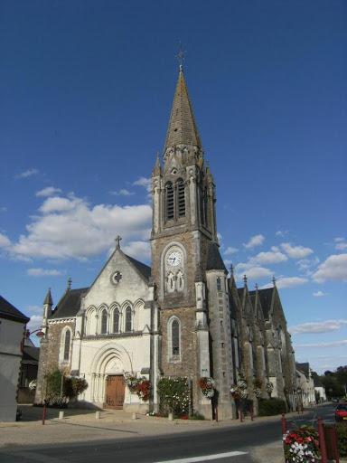 photo de Eglise de Les Touches