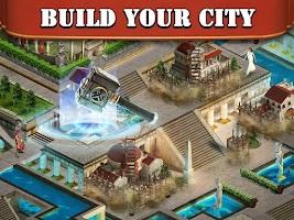Screenshot of Empire:Rome Rising