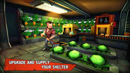 Shelter War: Last City in apocalypse screenshots 5