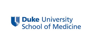 Duke University School of Medicine logo.