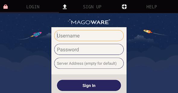 MAGOWARE IPTV - náhled