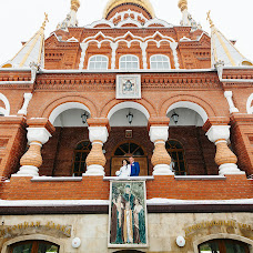 Wedding photographer Yulya Maslova (maslovayulya). Photo of 17.01.2017