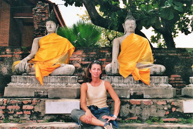 Tre Buddha di Emanuele Reasso