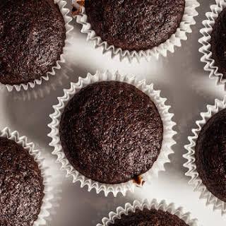 Vegan Chocolate Cupcakes.