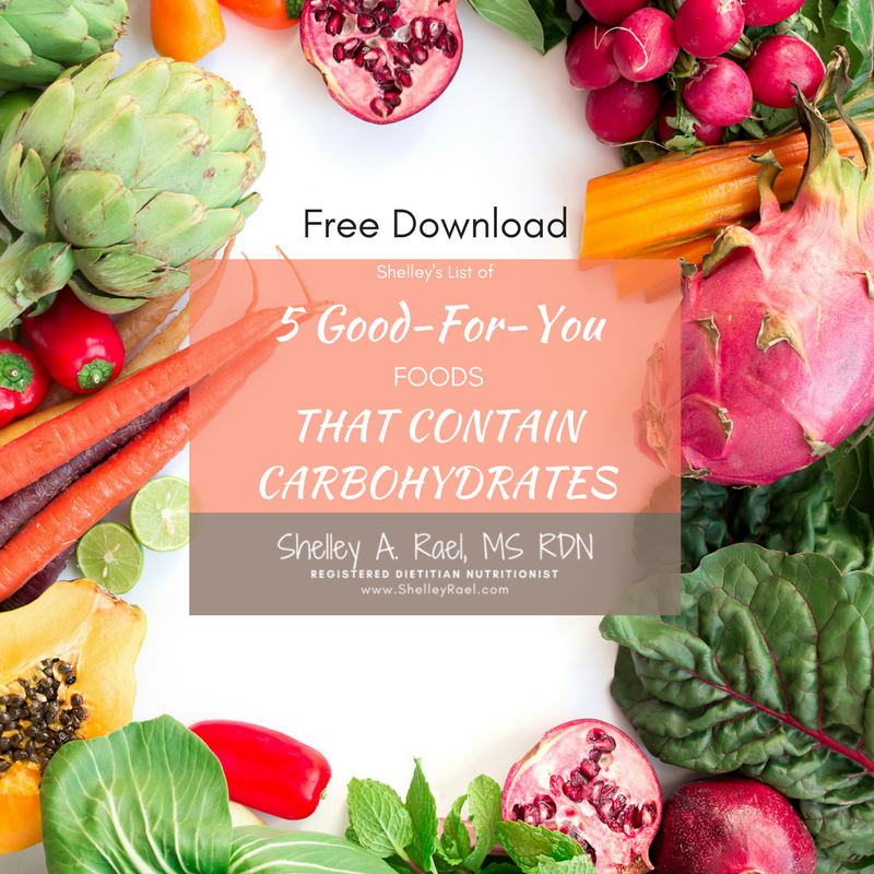 5 Good for You Carb Foods Cover