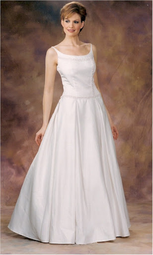 designer wedding dressed