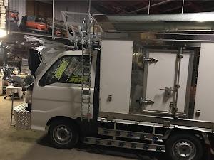ハイゼットトラック  S200後期のカスタム事例画像 ゆうさんの2018年10月14日02:09の投稿