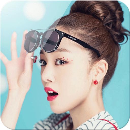 美女图片动态壁纸锁屏 個人化 App LOGO-APP開箱王