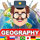 Geography: Countries and flags of the world. Quiz. Android apk