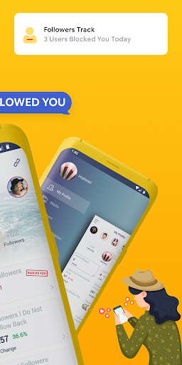 Followers & Likes Tracker for Instagram - Repost 2.9.1 Screenshots 2