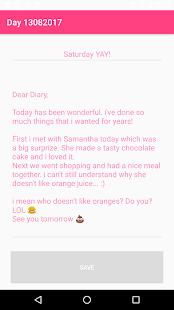 My Secret Diary - náhled