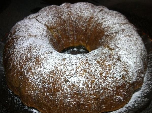 Apple-licious Autumn Cake Recipe