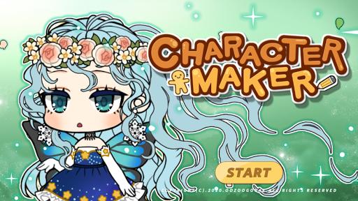 Character Maker: Create Your Own Cartoon Avatar apkmartins screenshots 1